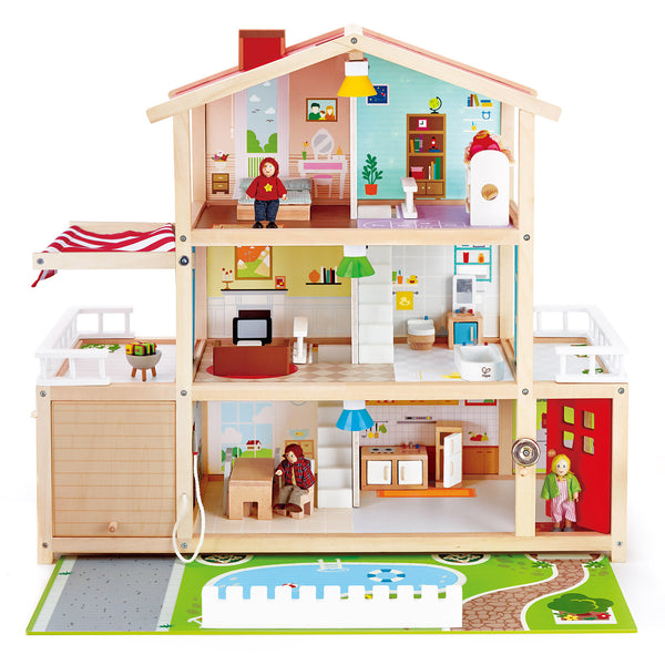 Hape Doll Family Mansion 3405 e3405 canada