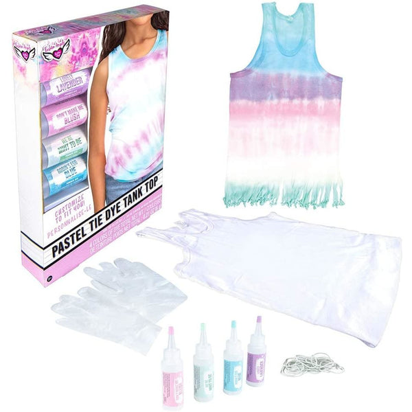 Fashion Angels Tie Dye Tank Top Kit Pastel canada ontario