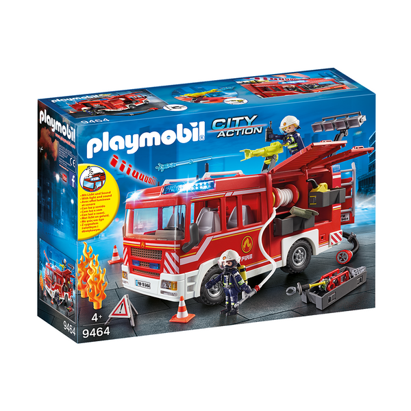 Playmobil City Action Fire Engine 9464 canada ontario