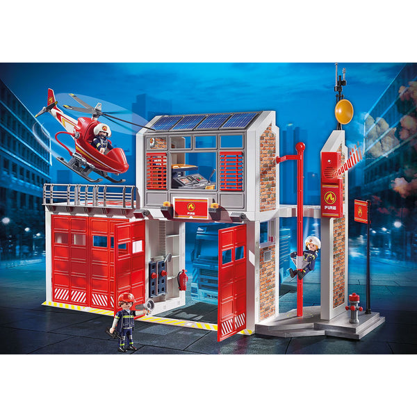 Playmobil City Action Fire Station 9462 canada ontario
