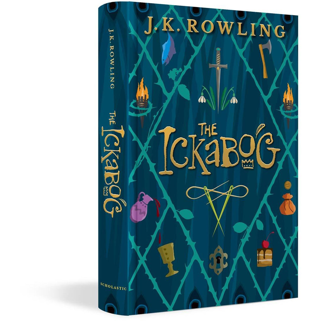 The Ickabog by J.K. Rowling canada ontario