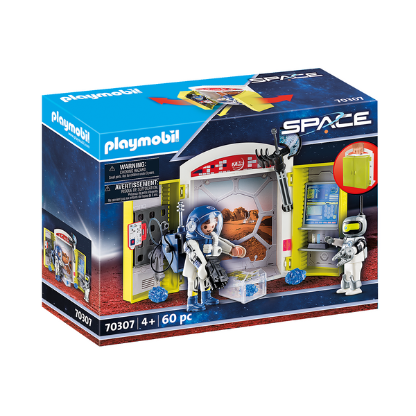 Playmobil Space Mars Mission Play Box 70307 canada ontario