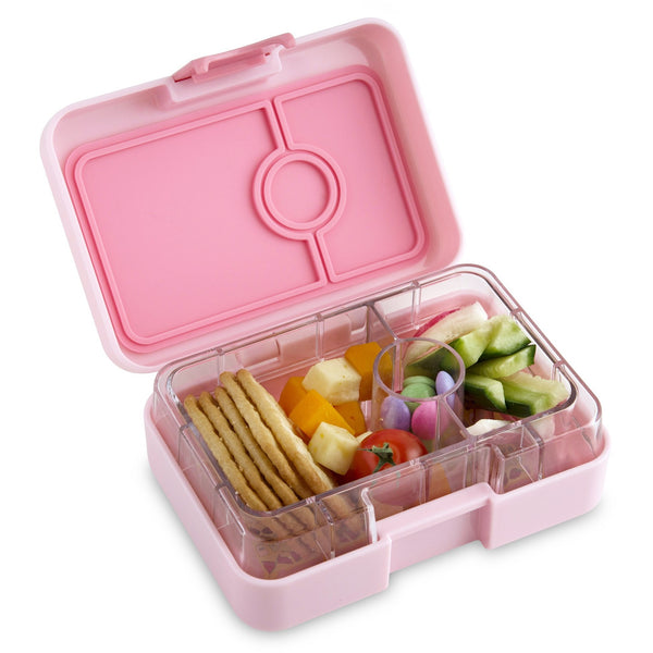 Yumbox MiniSnack Light Pink