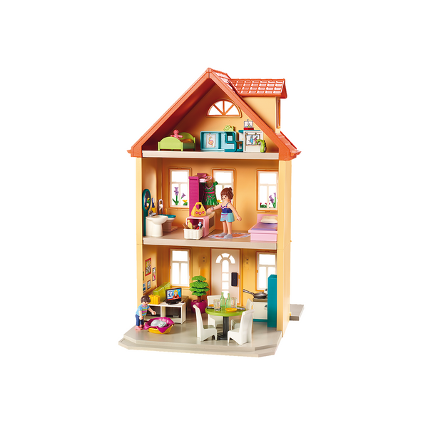 Playmobil City Life My Townhouse 70015 canada ontario toy dollhouse