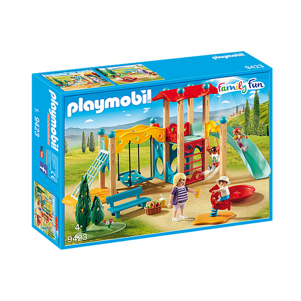 Playmobil Family Fun Park Playground canada ontario 9423