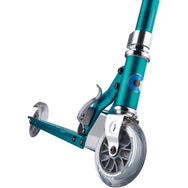 MICRO Sprite Scooter Petrol Stripe aqua 2 wheel scooter adult canada ontario