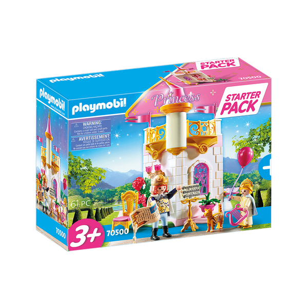 Playmobil Princess Starter Pack Princess Castle
