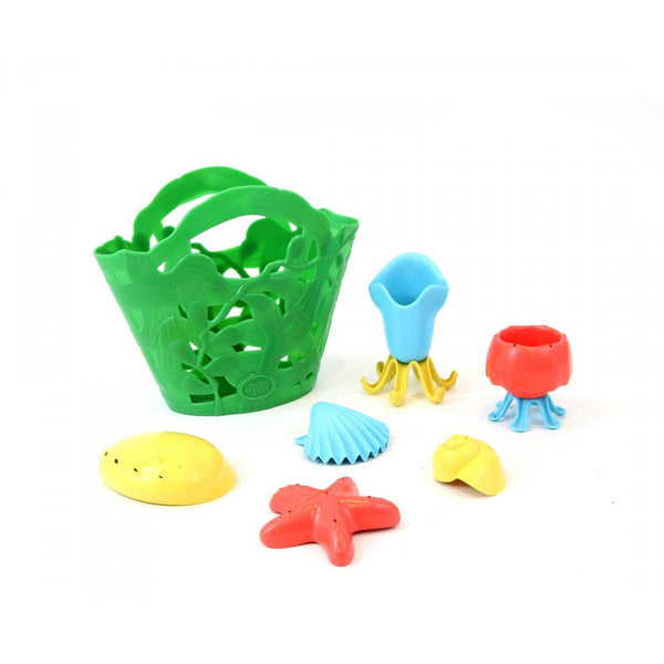 Green Toys Tide Pool Bath Set