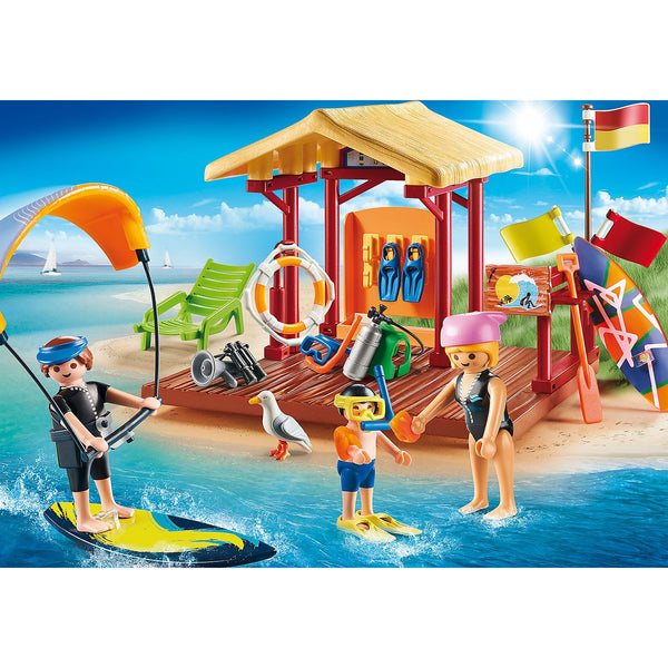 Playmobil Family Fun Water Sports Lesson 70090 canada ontario
