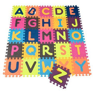 B. Toys Beautifloor Alphabet Tiles