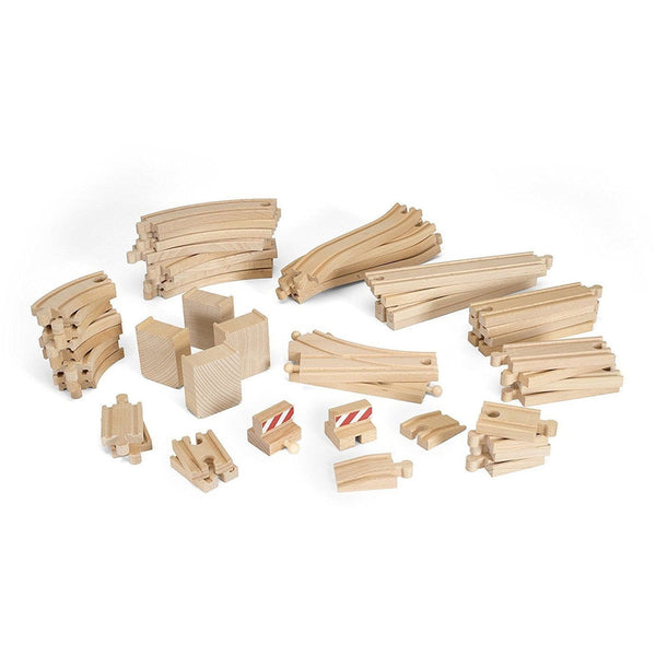 Brio Special Track Pack 33372 canada ontario wooden train switch 50 pieces