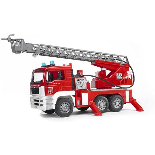 Bruder Fire Engine With Ladder