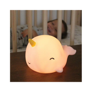 Cloud B Gloweez Pink Narwhal Nightlight