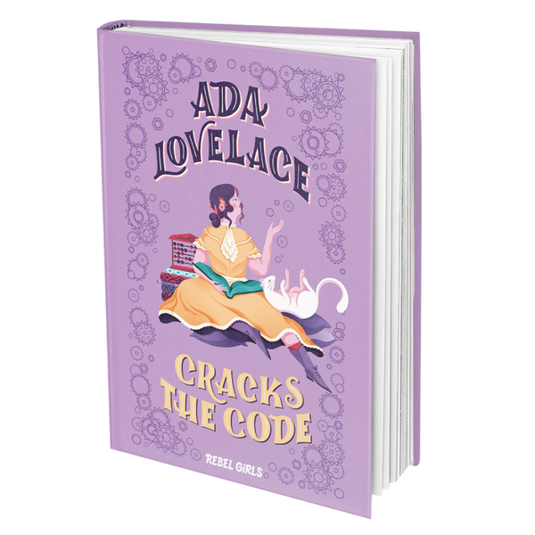 Rebel Girls: Ada Lovelace Cracks the Code canada ontario