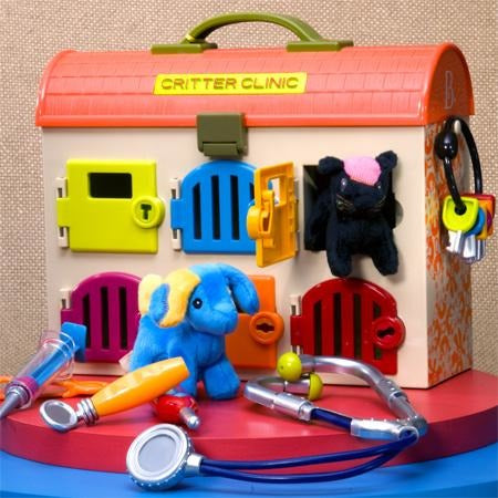 B. Toys Critter Clinic