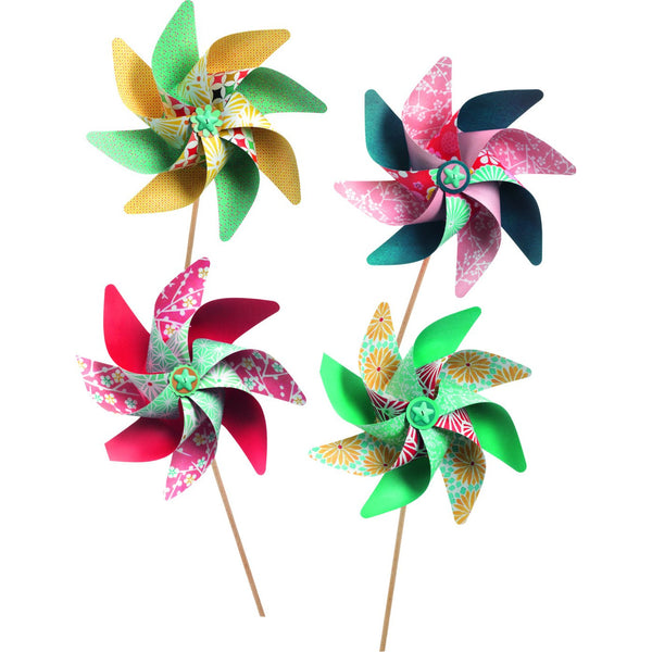 Djeco DIY Windmills Sweets