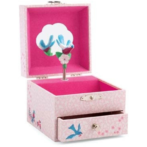 Djeco Music Box Finch's Melody canada ontario jewellery