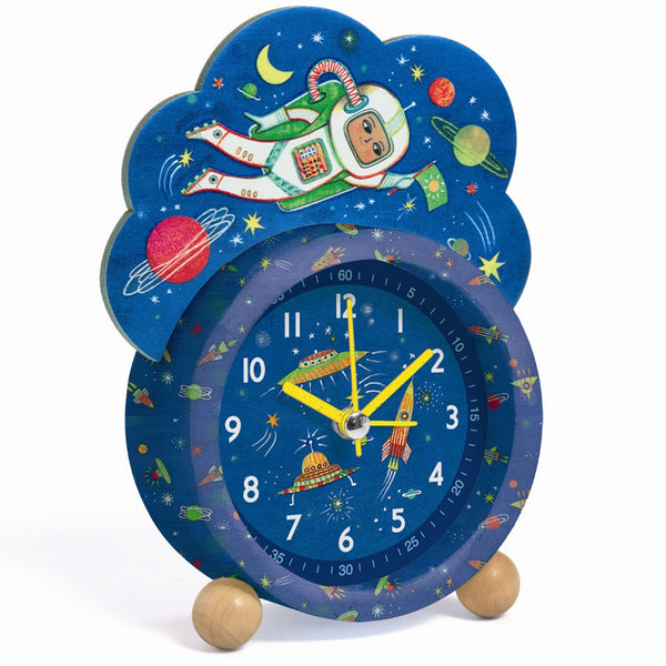 Djeco Alarm Clock Space canada ontario kid