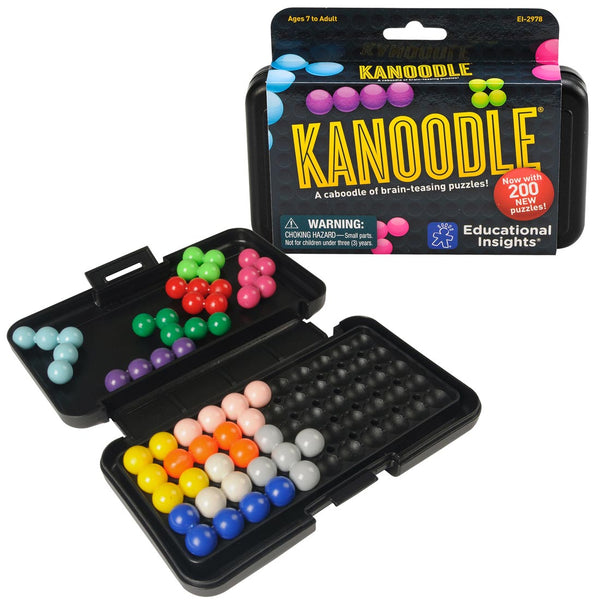 Educational Insights Kanoodle 2978 canada ontario brain teaser solo