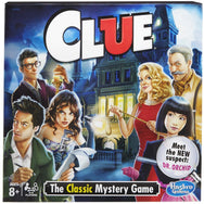 Hasbro Game of Clue