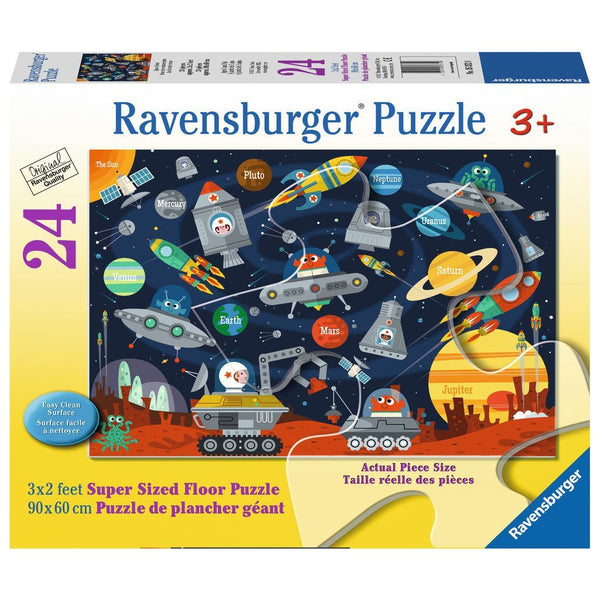 Ravensburger 24 Piece Floor Puzzle Space Alien 05352 canada ontario