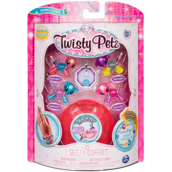 Twisty Petz Twin Babies 4 Pack