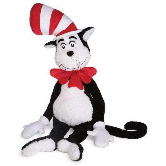 Dr. Seuss The Cat in the Hat Jumbo Plush