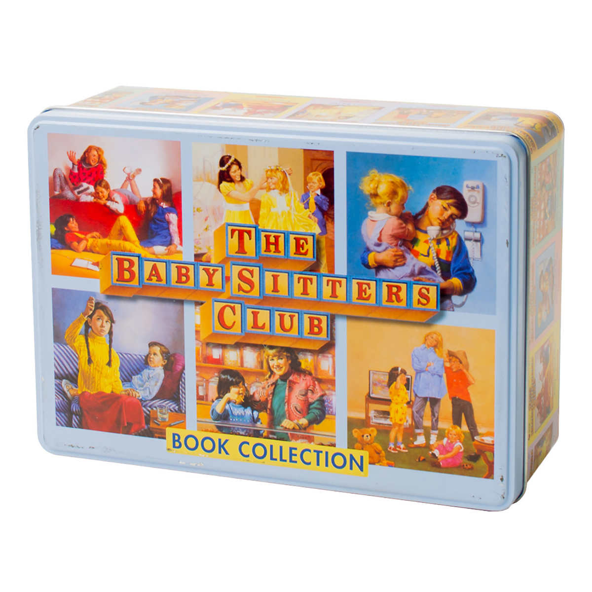 The Baby-Sitters Club Retro Tin Boxed Set canada ontario