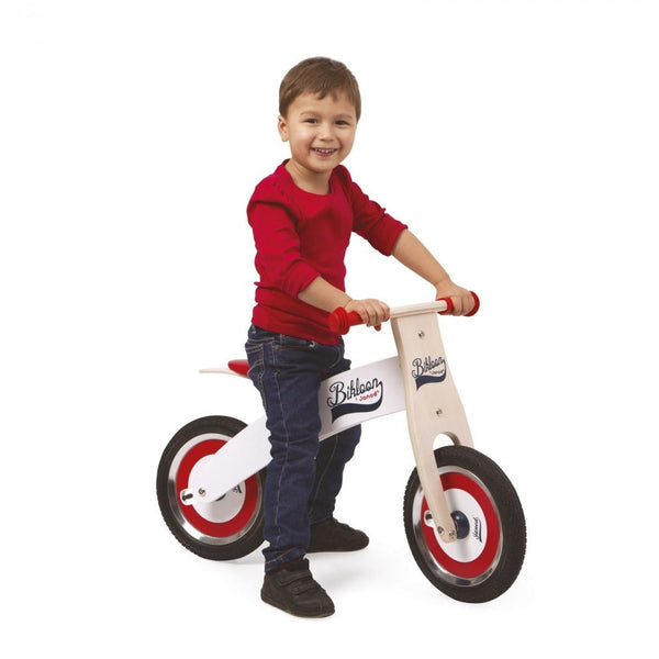 Janod Racing Balance Bike bikloon