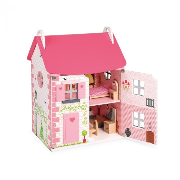 Janod Wooden Doll House