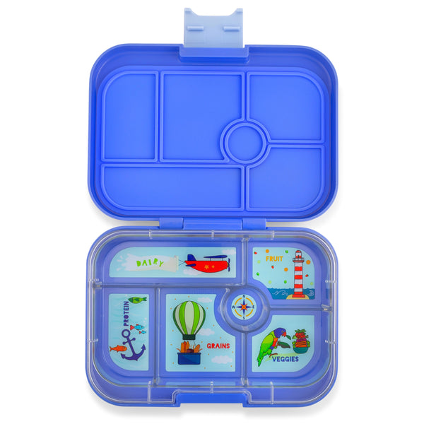 Yumbox Original 6 Compartment Jodhpur Blue canada ontario