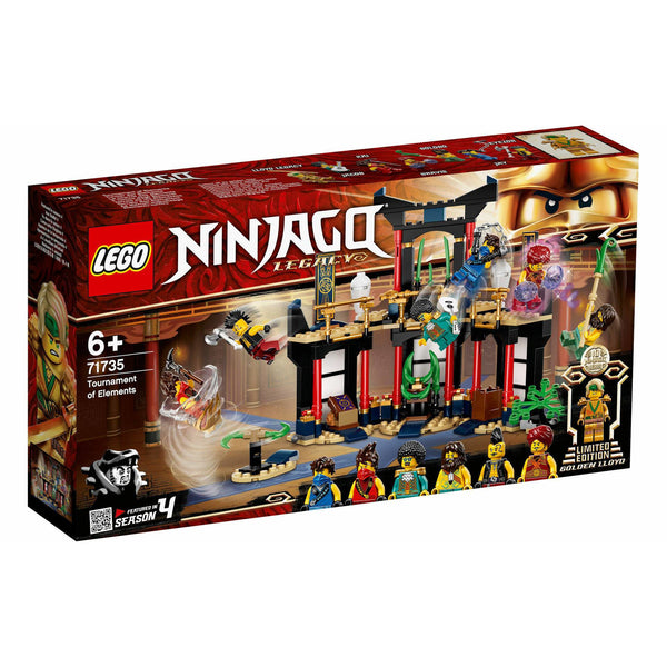 LEGO Ninjago Tournament of Elements 71735 canada ontario