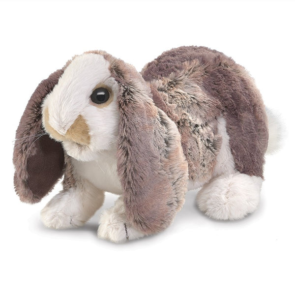 Folkmanis Baby Lop Rabbit Puppet 3048 canada ontario