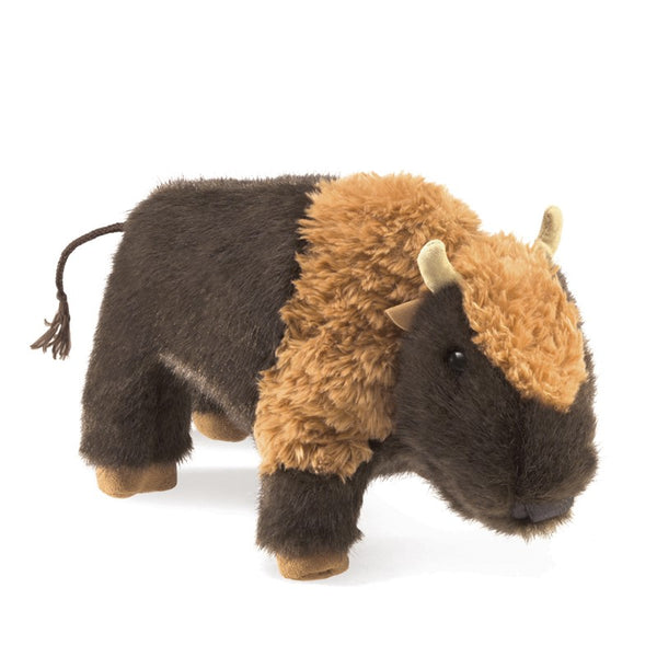 Folkmanis Bison Puppet 3108 canada ontario