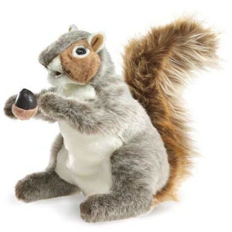 Folkmanis Gray Squirrel Puppet