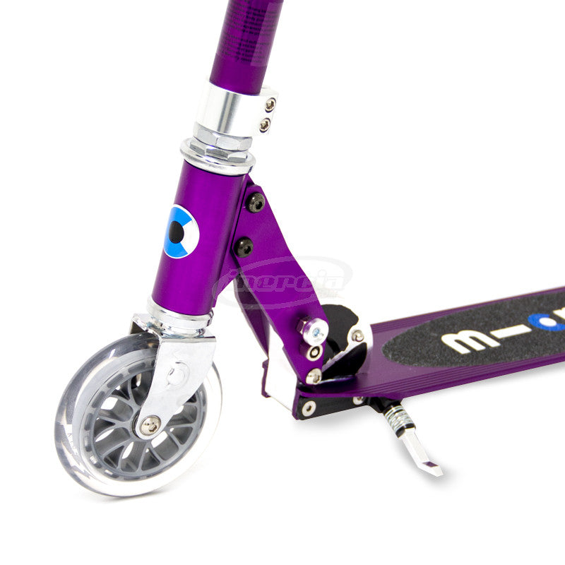 MICRO Sprite Scooter Purple Metallic canada ontario
