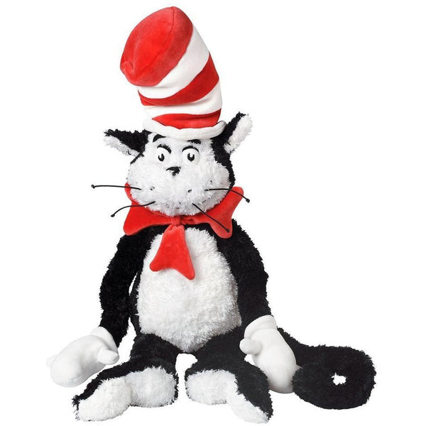 Dr. Seuss The Cat in the Hat Large Plush
