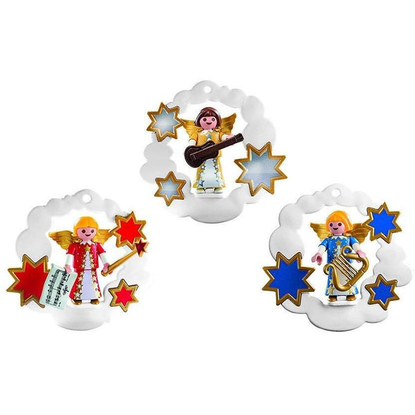 Playmobil Christmas Angel Ornaments