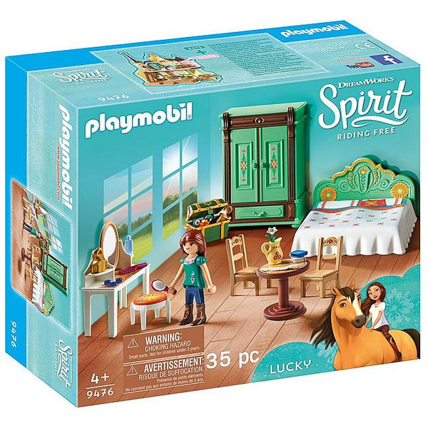Playmobil Spirit Riding Free Lucky's Bedroom 9476