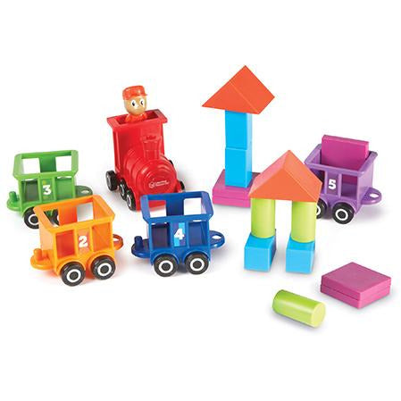 Learning Resources Count & Colour Choo Choo