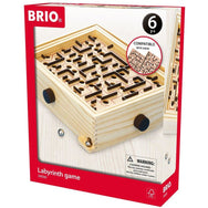 Brio Wooden Labyrinth Game marble maze