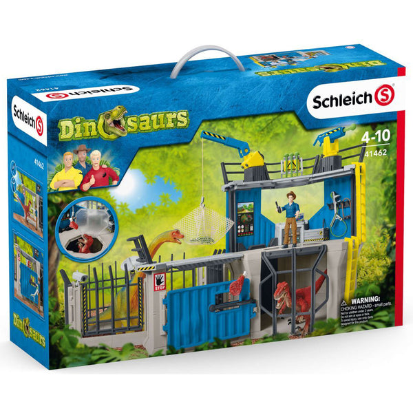 Schleich Dinosaurs Large Dinosaur Research Station