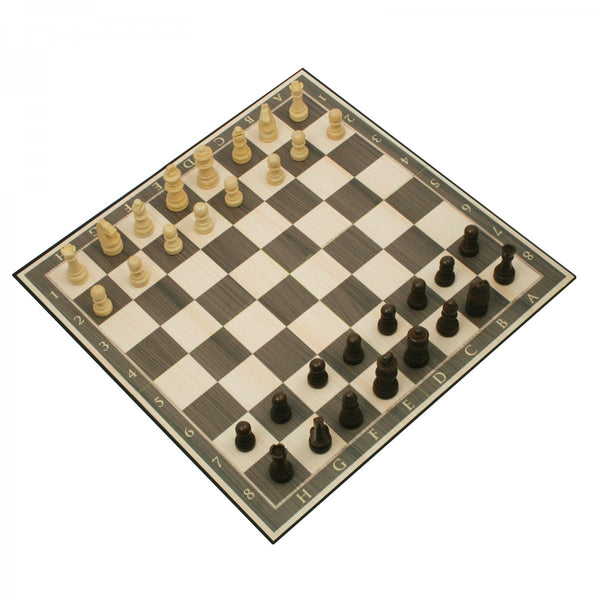 Classic Games Wooden Chess