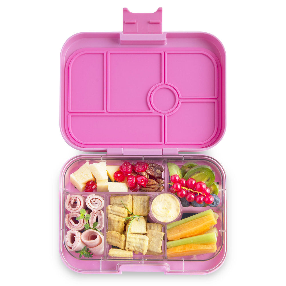 Yumbox Original Stardust Pink 6 compartment canada ontario