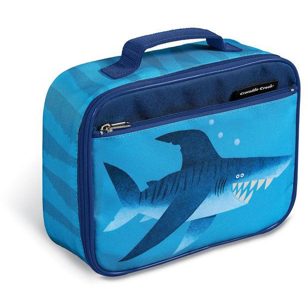 Crocodile Creek Lunch Box Shark City 40820 canada ontario
