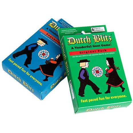 Dutch Blitz Expansion Pack Card Game