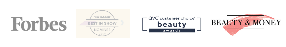 HaloSmile had been nominated for awards by qvc, IBE, BeautyIndpendent, and Beauty & Money