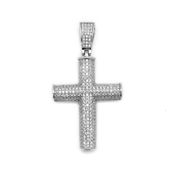 Sterling Silver Cross Pendant - Atlanta Jewelers Supply