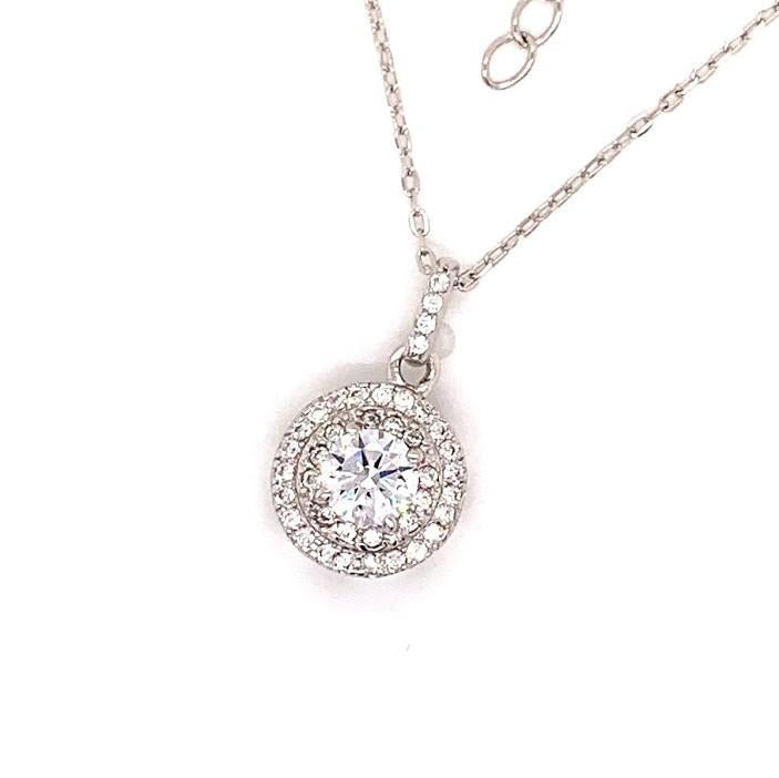 Sterling Silver Elsa Necklace - Atlanta Jewelers Supply
