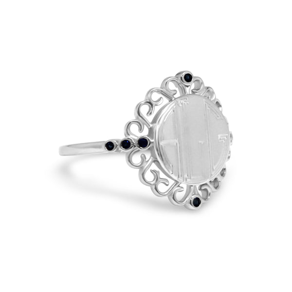 Sterling Silver Sutton Ring - Atlanta Jewelers Supply